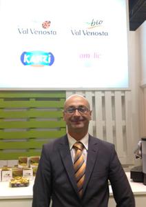 Michael Grasser, director de Marketing de Val Venosta.