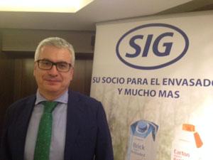 Víctor Córdoba, SIG Combibloc
