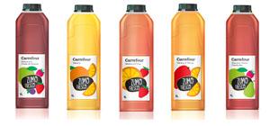 Zumos Carrefour