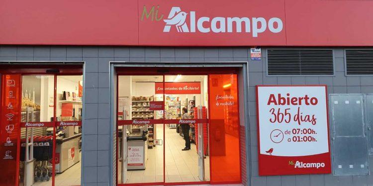 Auchan Retail Espana Abre Un Nuevo Supermercado Mi Alcampo En