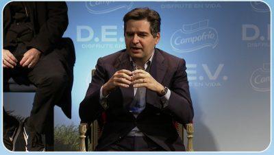 Javier Portillo, director de Marketing de Campofrío.
