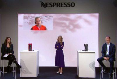Presentación de Nespresso