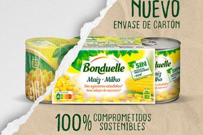 Bonduelle-nuevo packaging